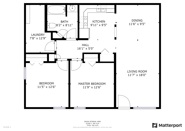 Apartment Floorplan