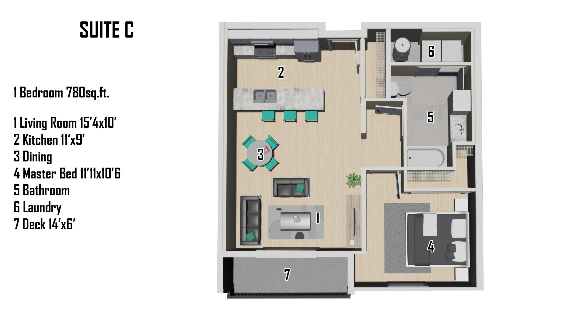 C Floorplan