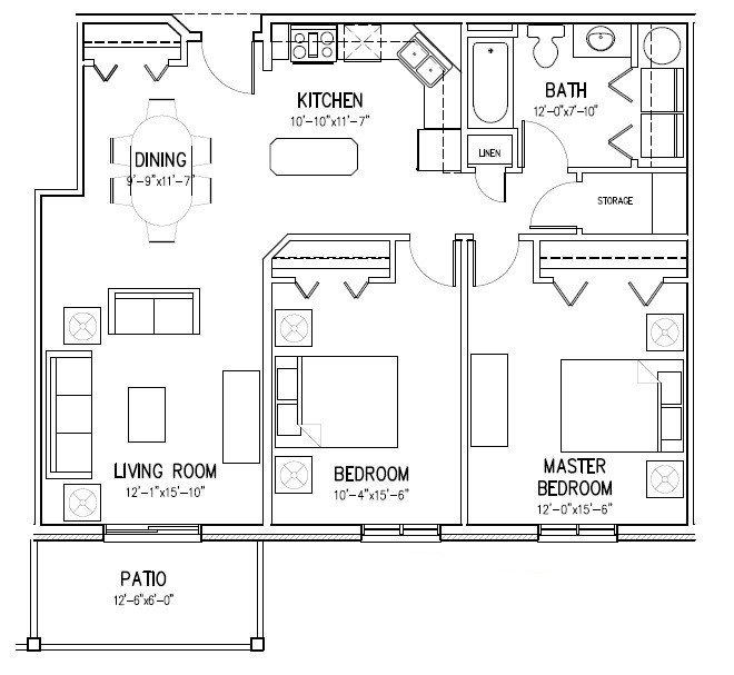 D Floorplan