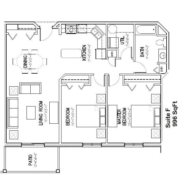 F Floorplan
