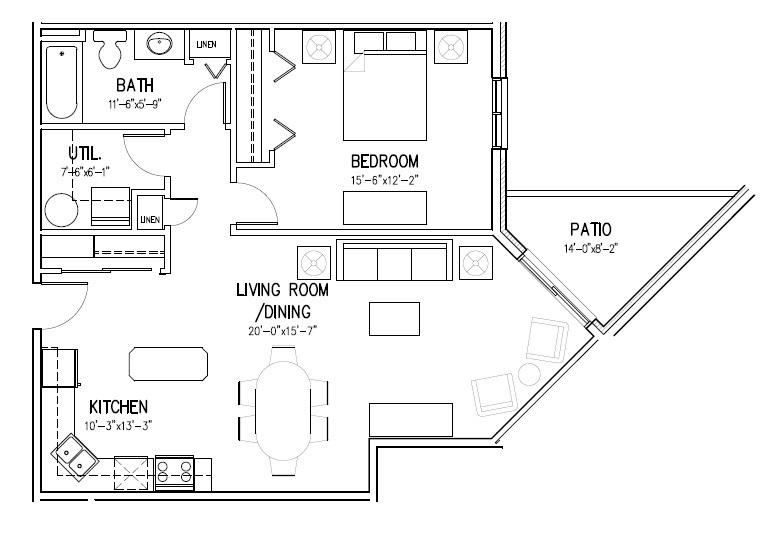 G2 Floorplan