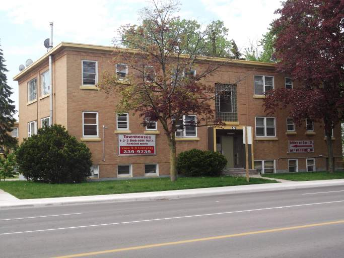 Apartments for Rent (Bachelor) - 515 London Rd, Sarnia, ON
