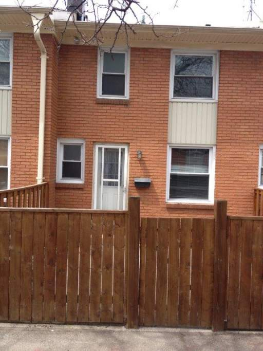 Townhouses for Rent (3 Bedroom) - 834 Exmouth St, Sarnia, ON