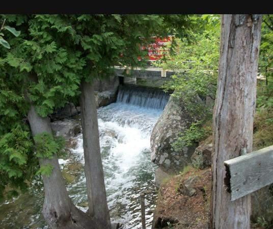 Little Falls Cottages, Washago Ontario