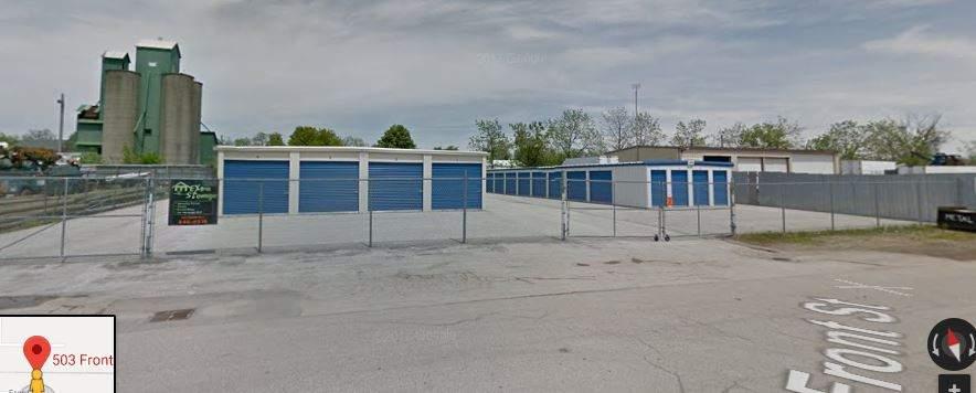 502 Front Street Storage Units