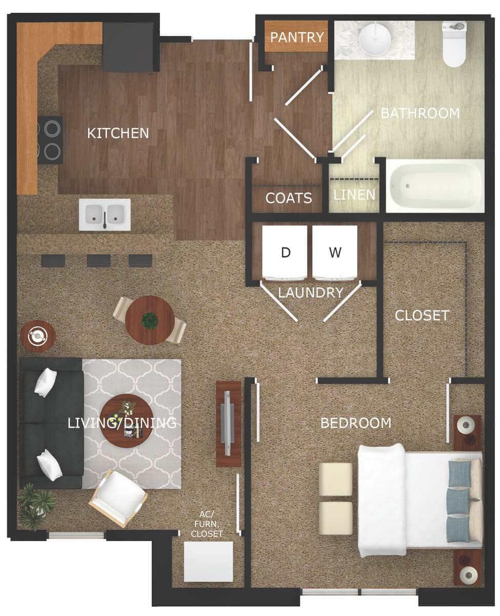 Ashley Grove Apartments
