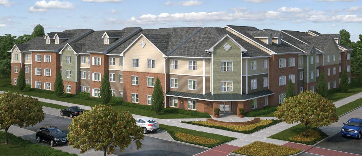 Centerville Senior Lofts