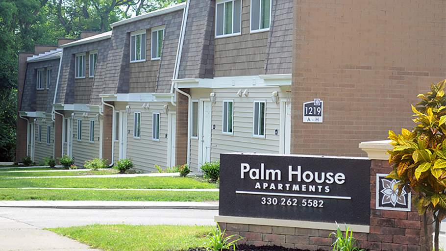 Palm House Apartments