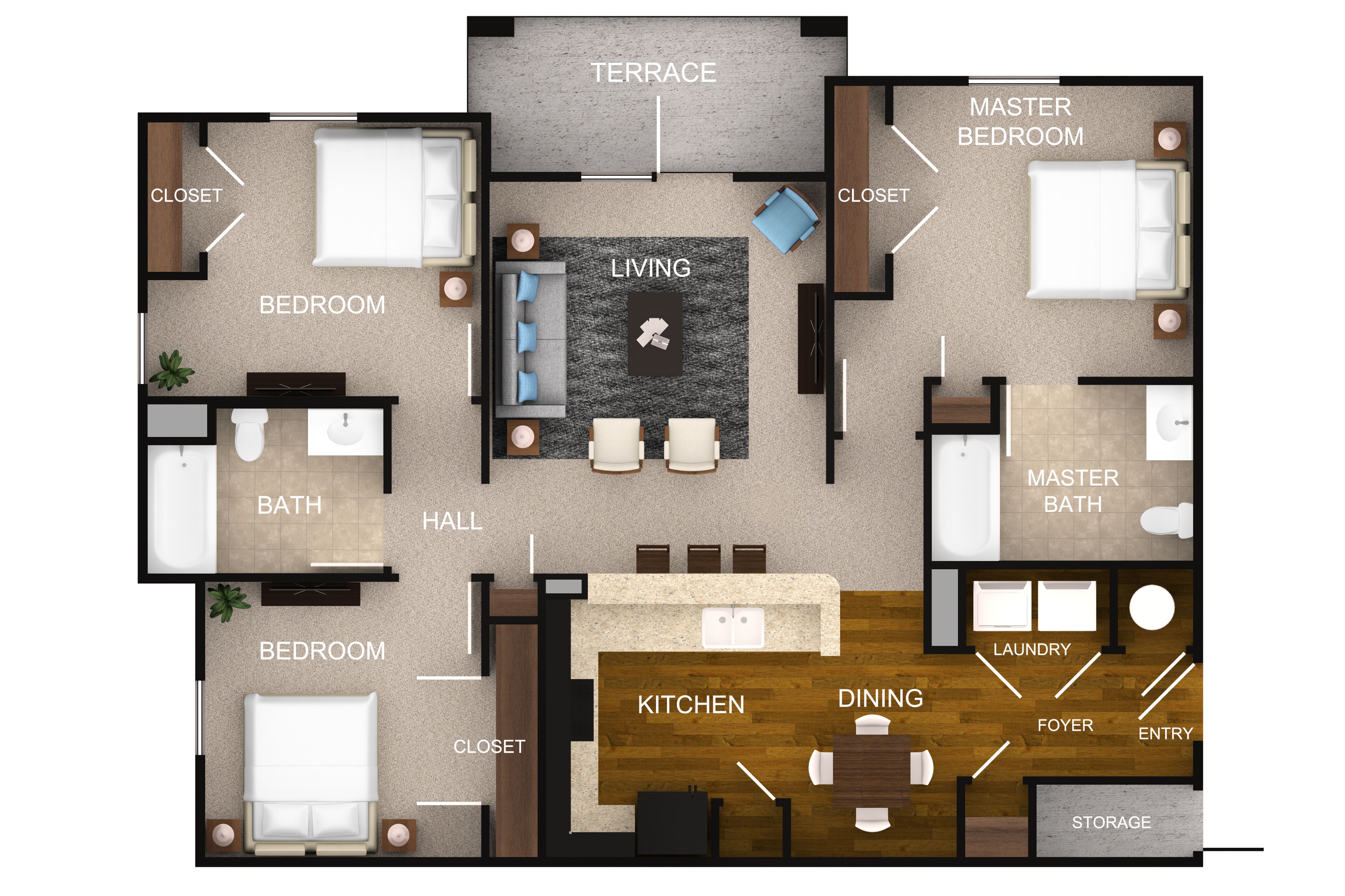 Attrayant Browse Floor Plans
