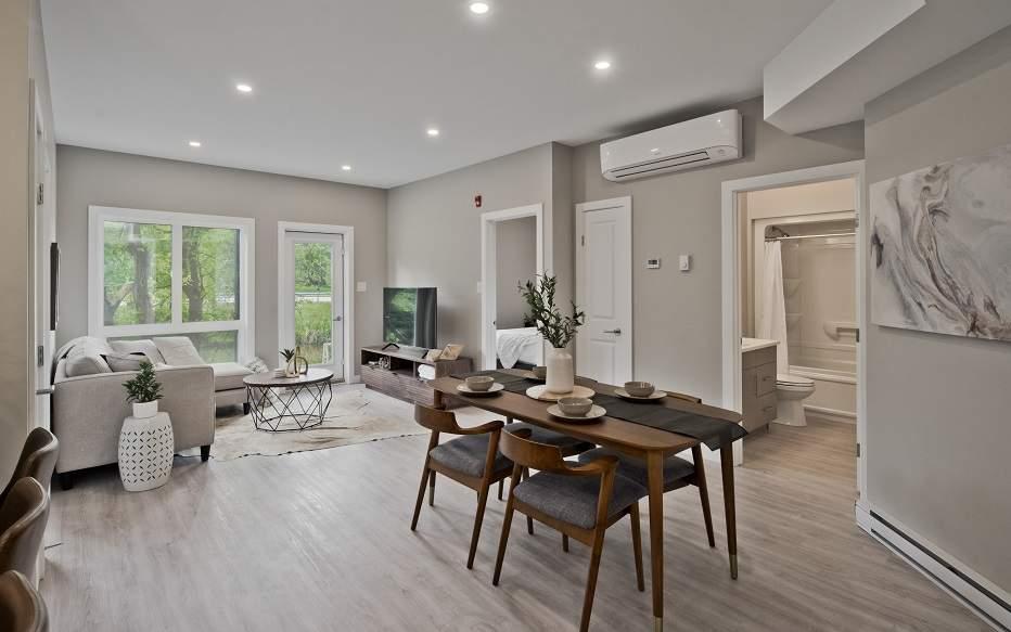 Ste. Anne Maison urbaine pour le loyer, cliquer pour plus de détails...