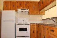 Well-equipped kitchens with ample storage space