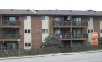 Ridgeview Apartments, Dawson Creek BC