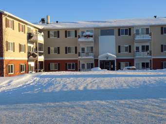 Apartment Building For Rent in  5720 - 5730 50 Th Ave, Yellowknife, NT