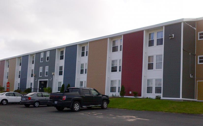 Keane Place Apartments to Rent in St. John's