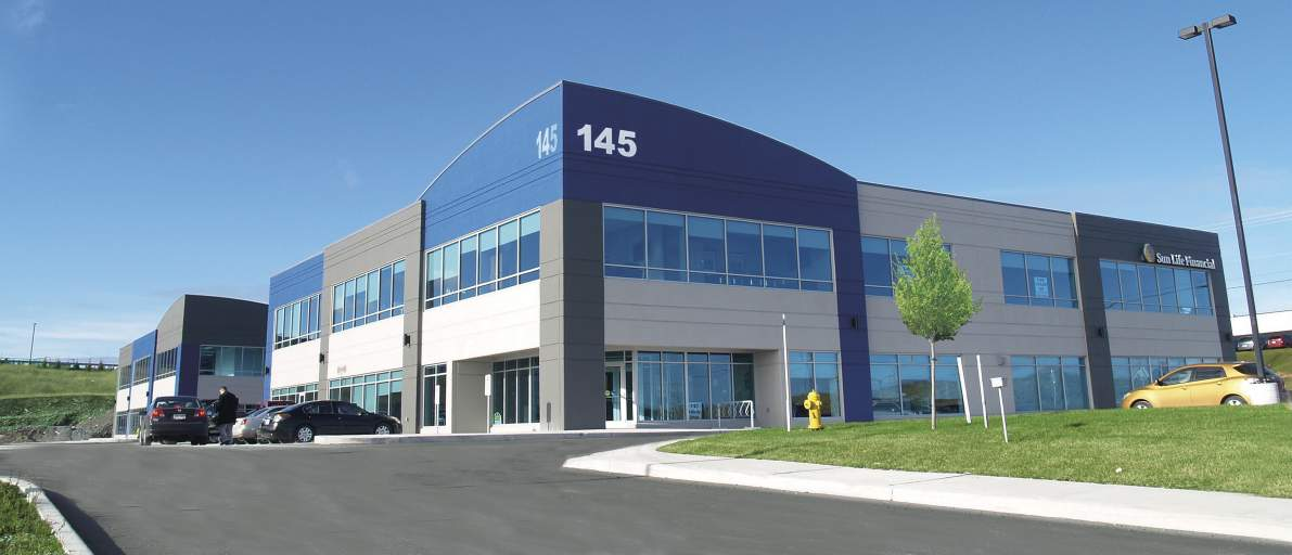 145 Kelsey Drive - Building Exterior