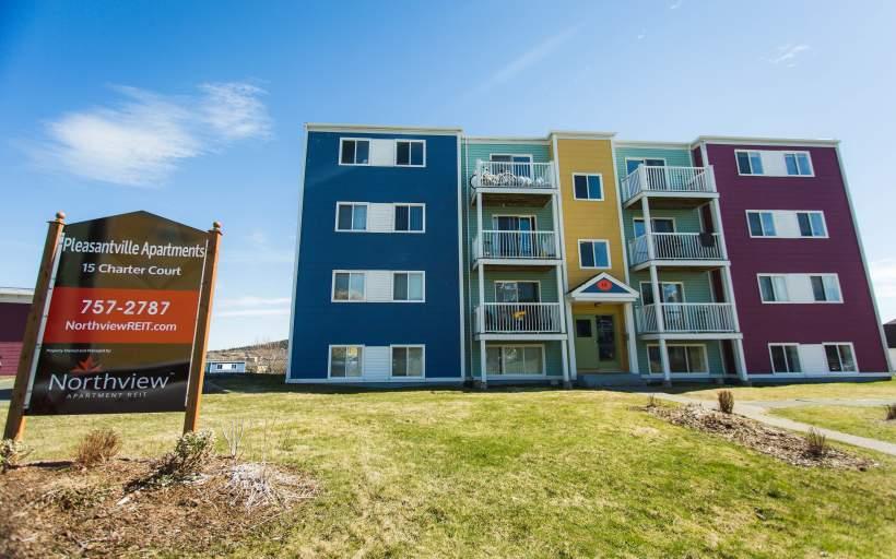 Appartements Pleasantville