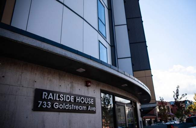 Railside House