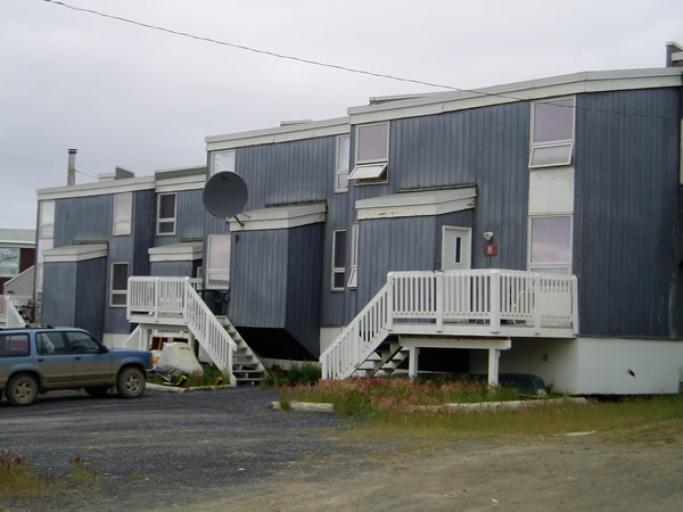 Alder Row Houses