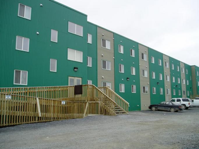 Bompas Place Apartments