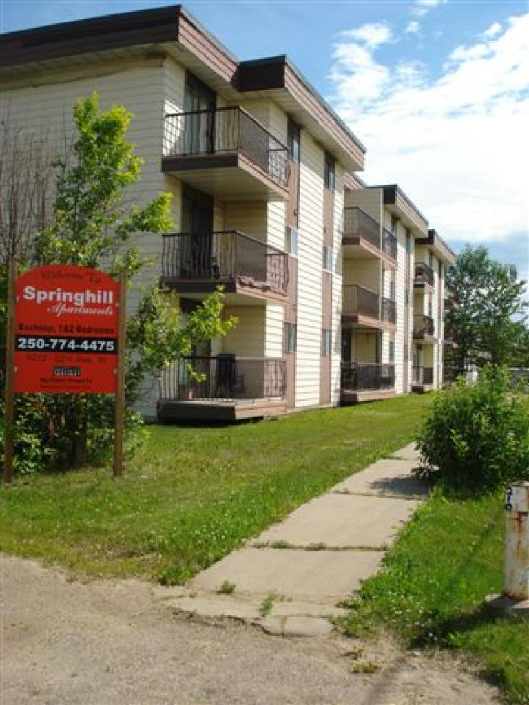 Fort Nelson British Columbia Apartment for rent, click for details...