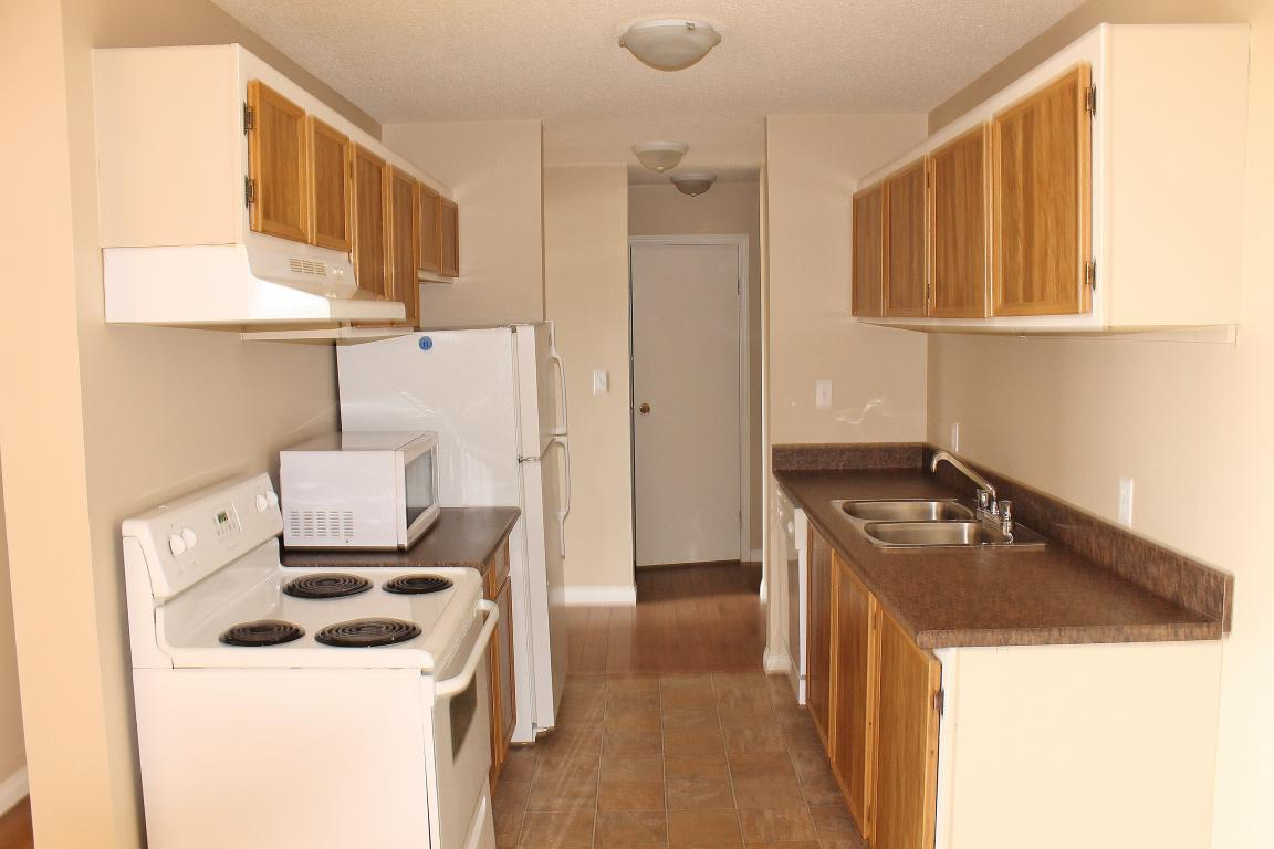 Large galley-style kitchens