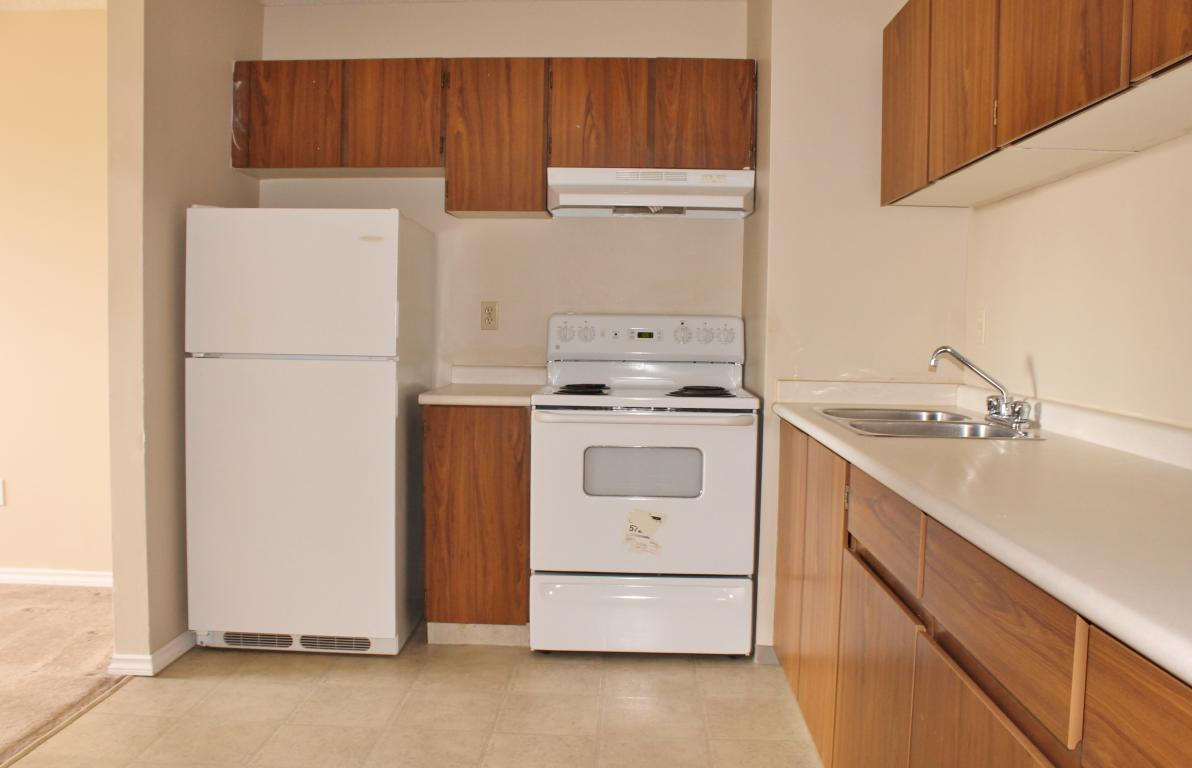 Expansive and well-equipped kitchens