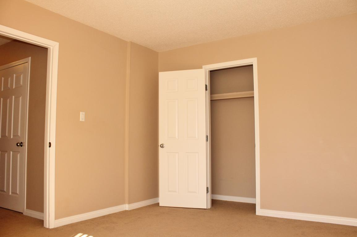 Partial walk-in closets
