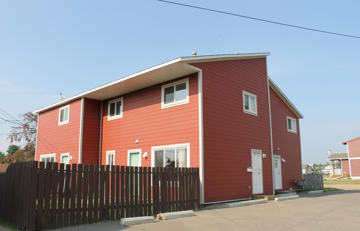 Dawson Creek 2 bedroom Townhouse