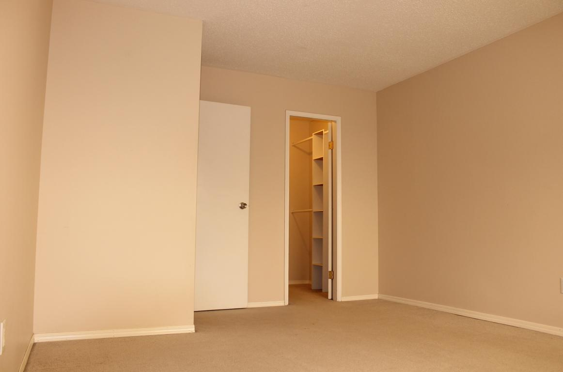 Some with walk-in closets