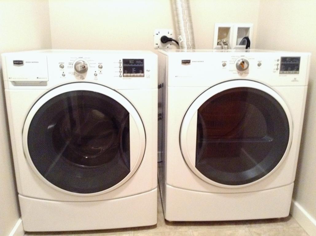 Ensuite Washer & Dryer