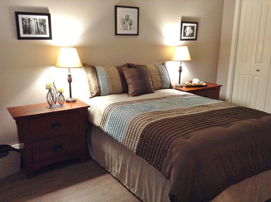 Lavish bedrooms
