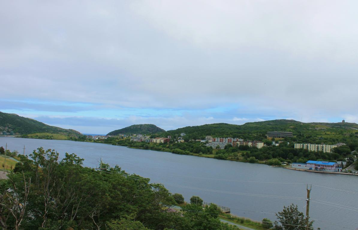 Stunning views from your balcony - Call today 709-757-2787