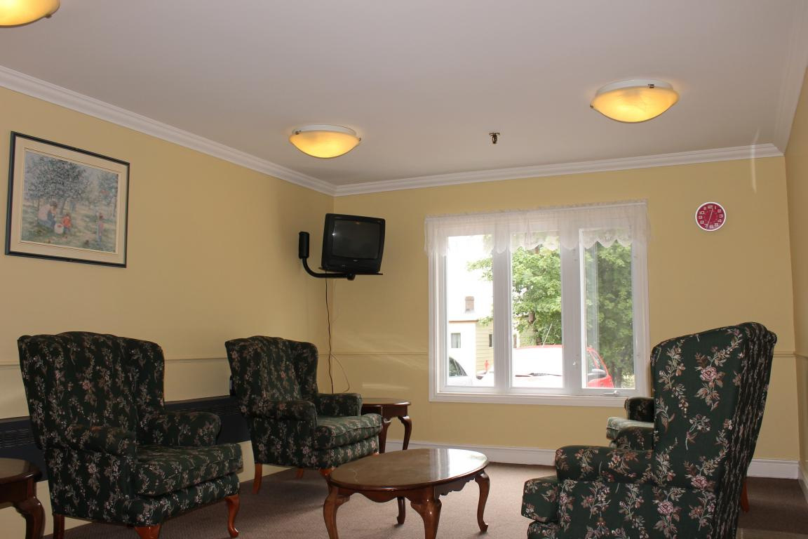 Shared common area
