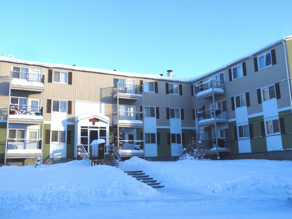 Ridgeview North and South | 1000 & 1200 Gitzel Street | Yellowknife ...