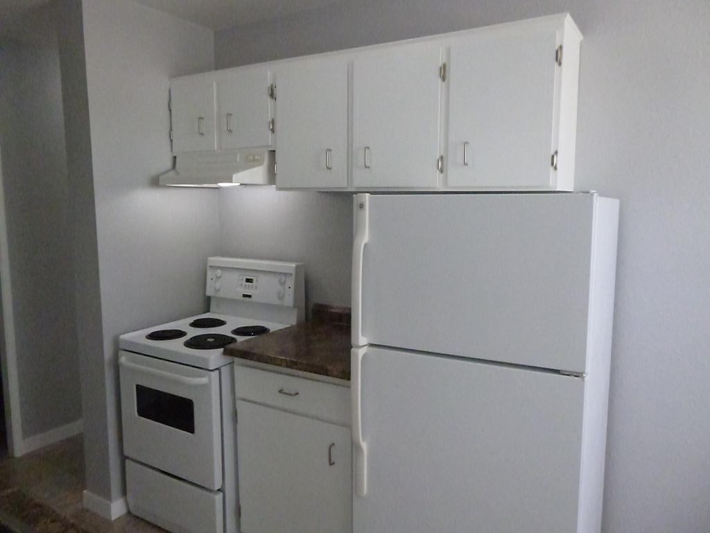 2 Bedroom suite - kitchen