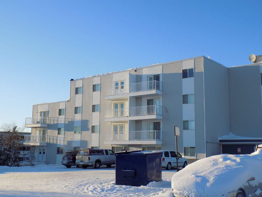 Fort Gary Apartments | 600 Gitzel ST | Yellowknife Apartments ...