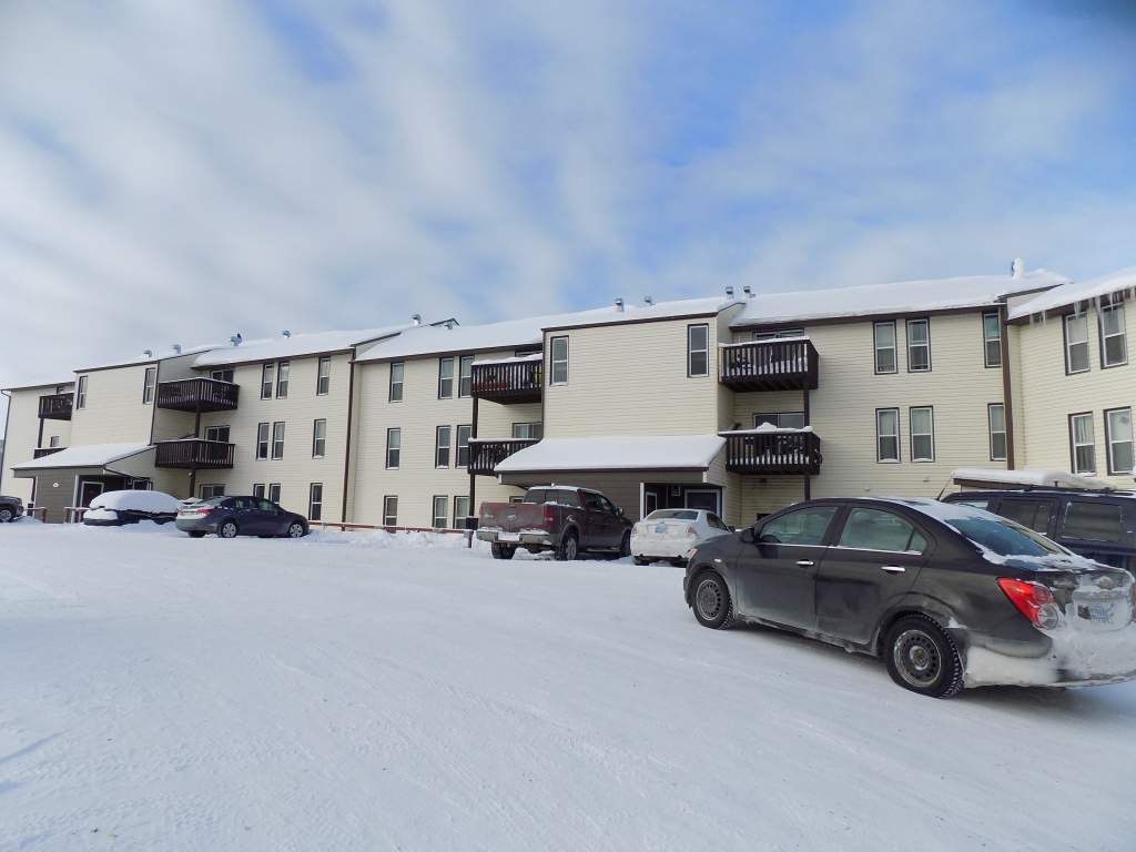 Yellowknife 3 bedroom Apartment