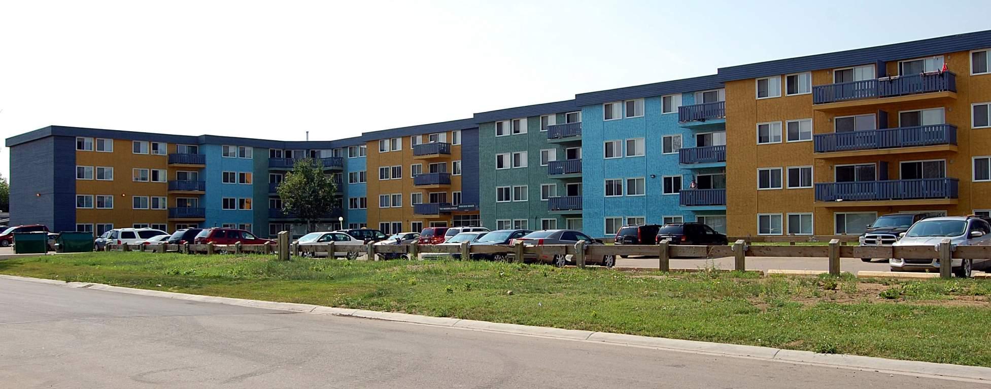Fort McMurray 1 chambre à coucher Appartement À louer