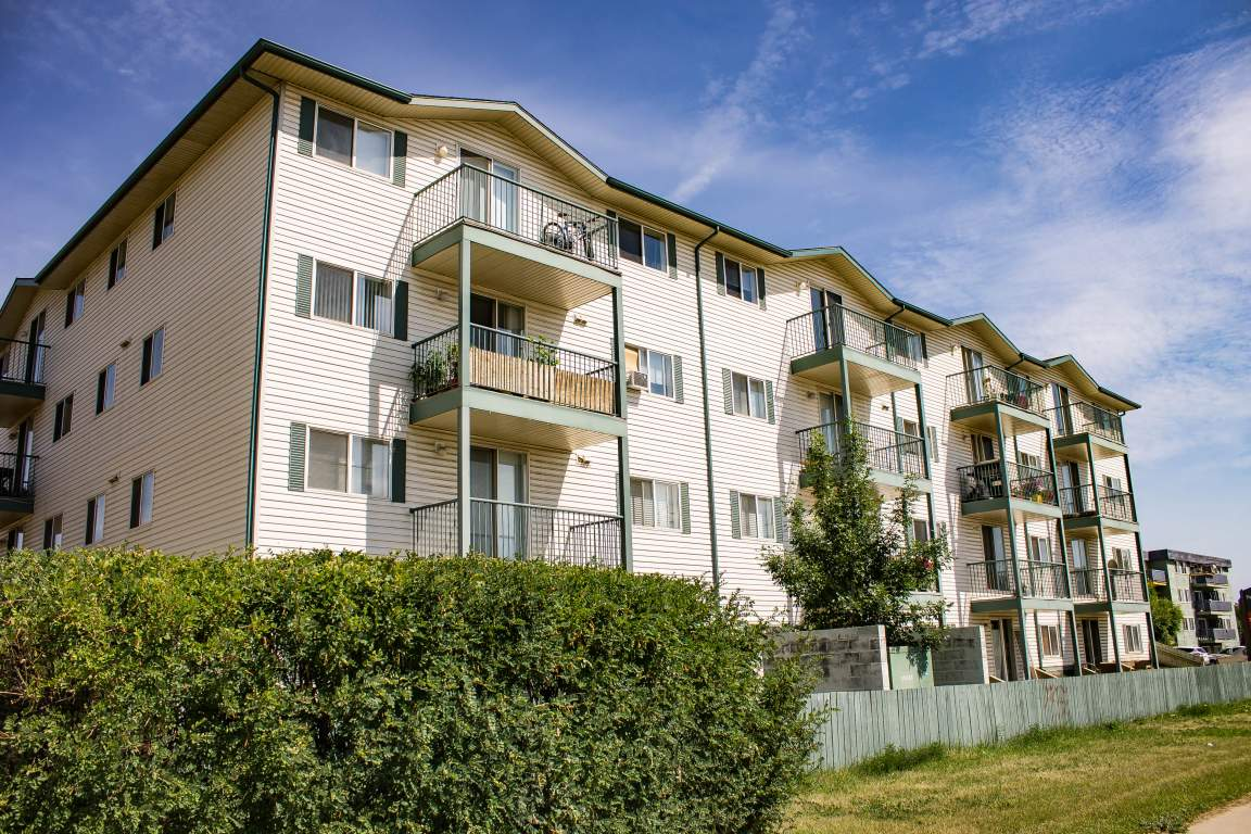 Fort McMurray 1 bedroom Apartment