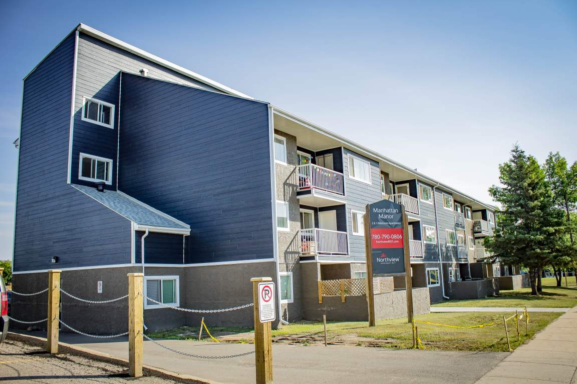 Manhattan Manor | 109 Elmore Drive | Fort McMurray Apartments ...