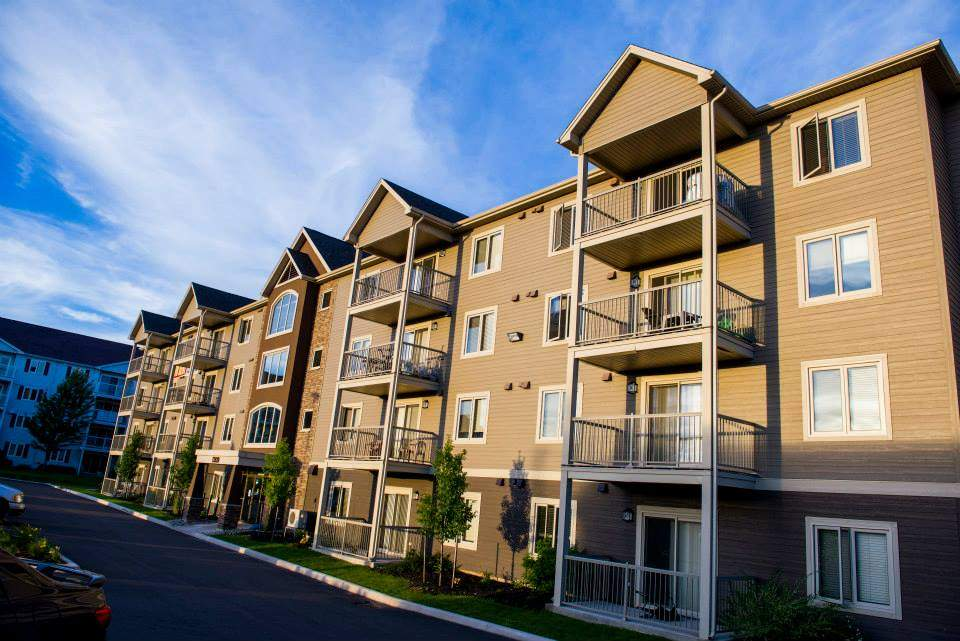Moncton 1 chambre à coucher Appartement