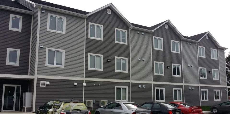 Moncton Apartment