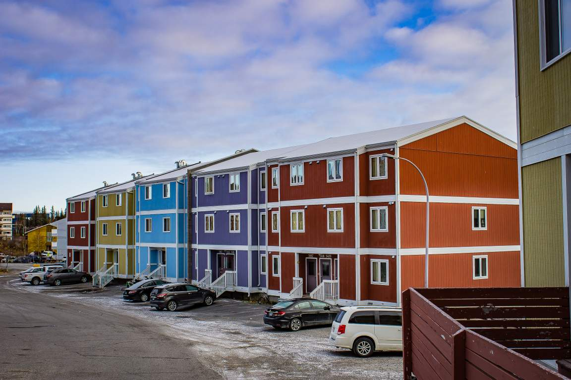 Yellowknife 1 bedroom Apartment