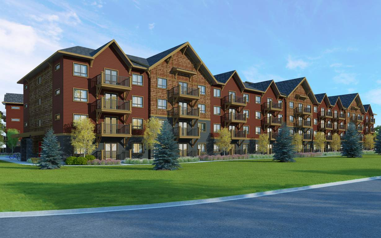 Apartments For Rent In Canmore Northview Apartment Reit
