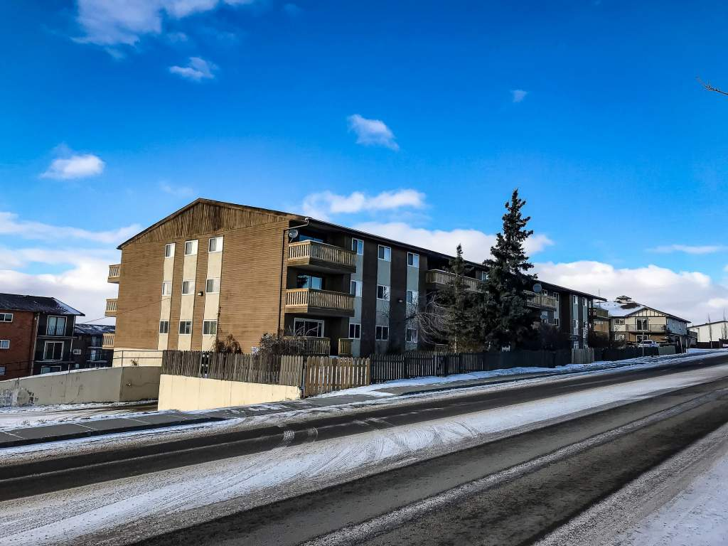 Dawson Creek 2 bedroom Apartment