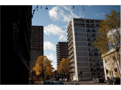 Montreal Central 1 bedroom Apartment