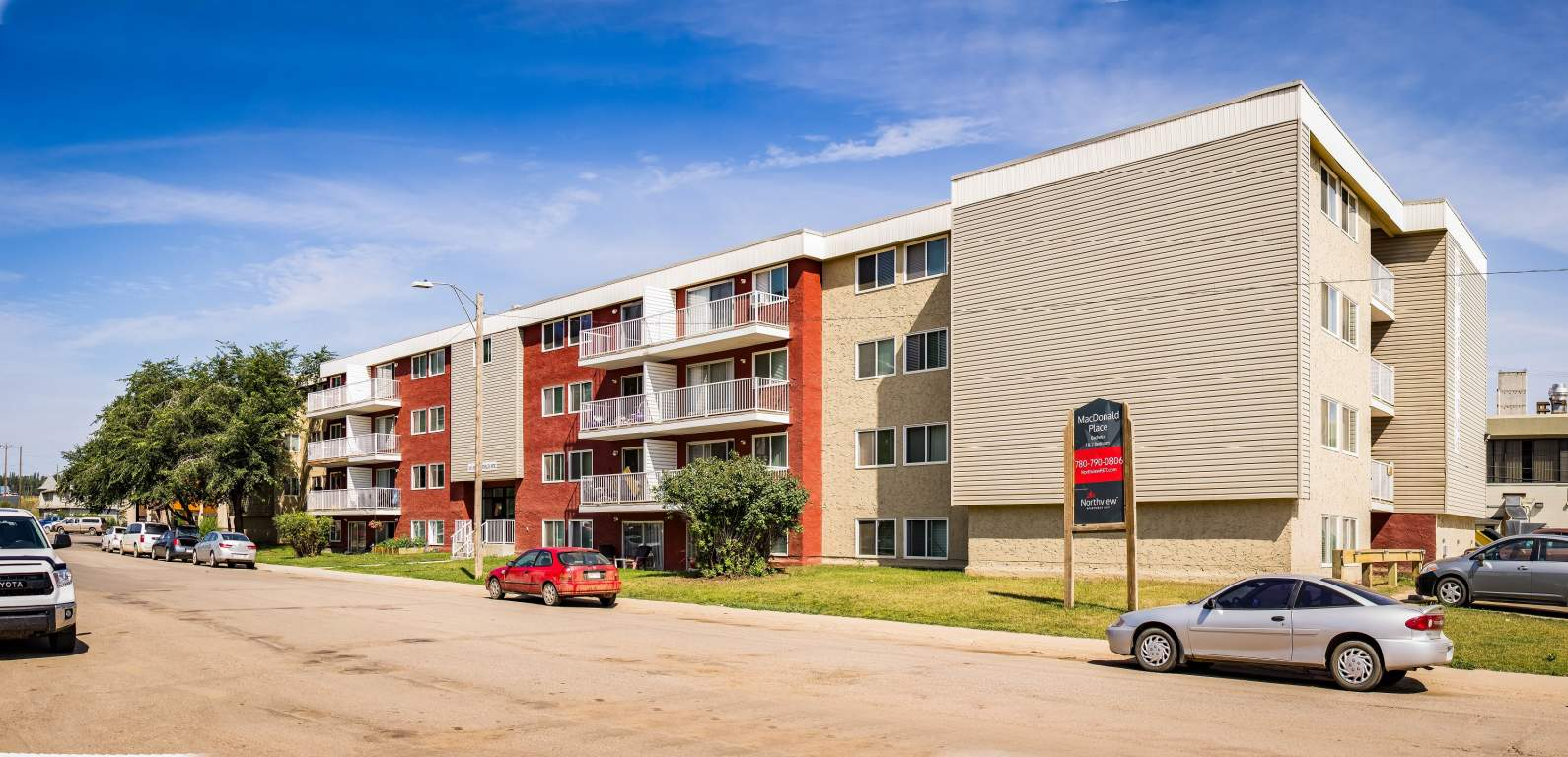Fort McMurray Alberta Apartment For Rent