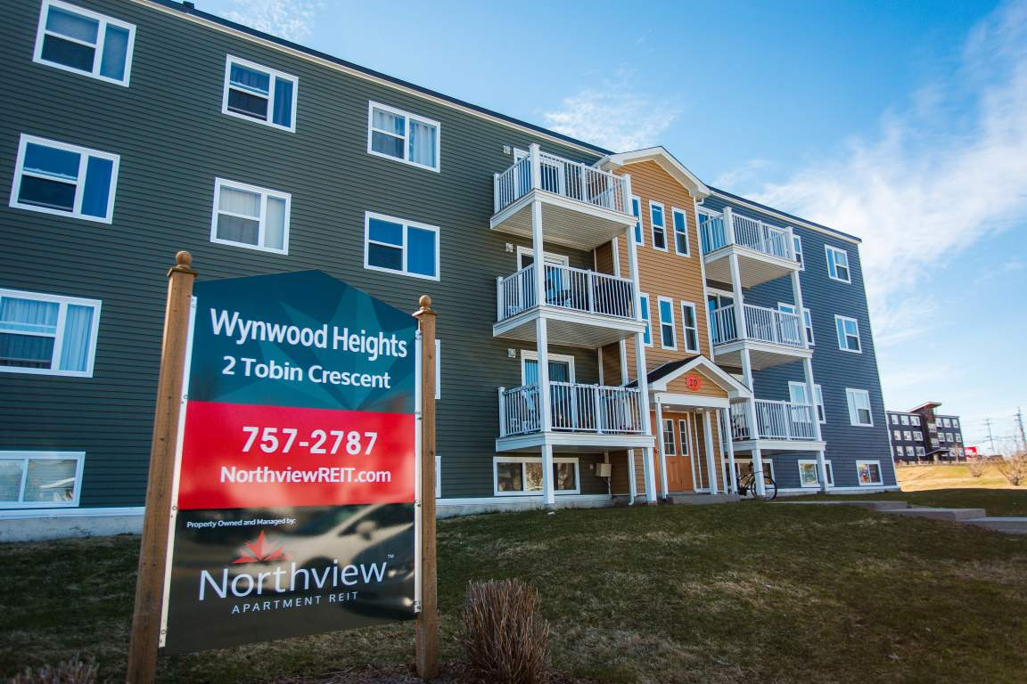 Wyndwood Heights | 144 Torbay Road, 2 Tobin Crescent | St. John\'s ...