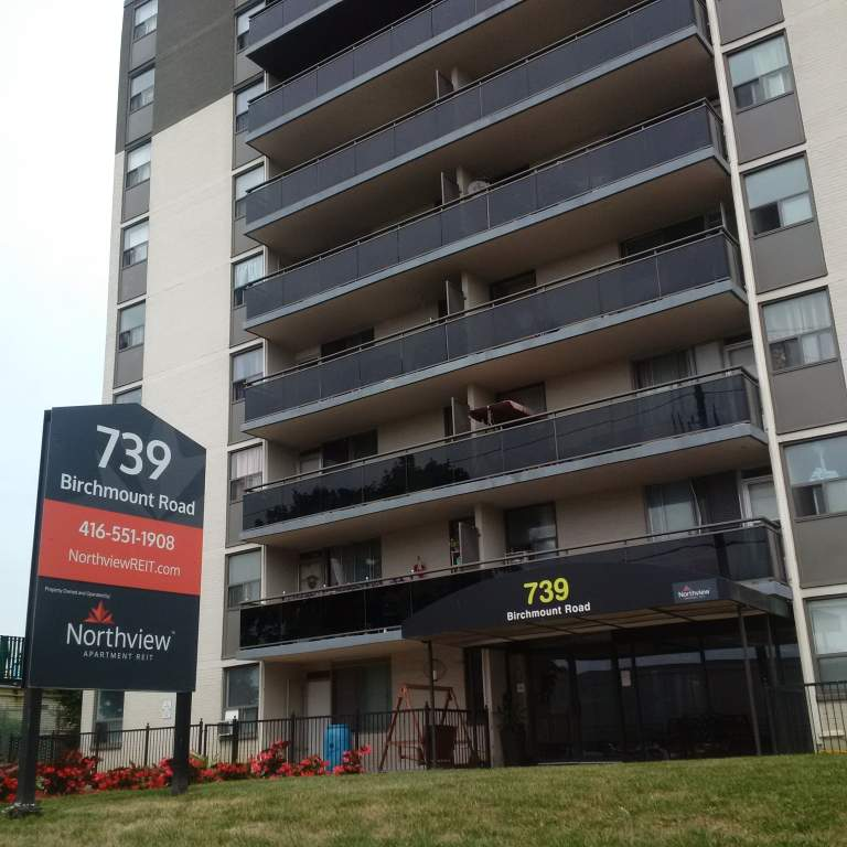 Birch Creek Apartments: 739 Birchmount Road