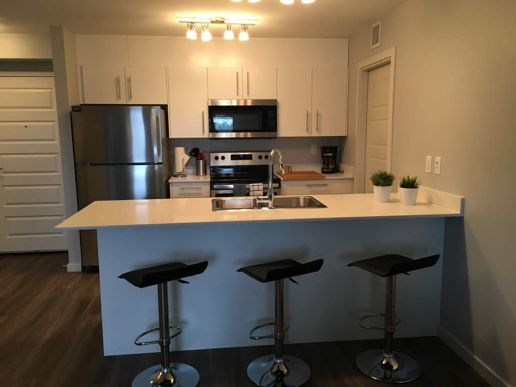 Canmore Apartment for rent, click for more details...